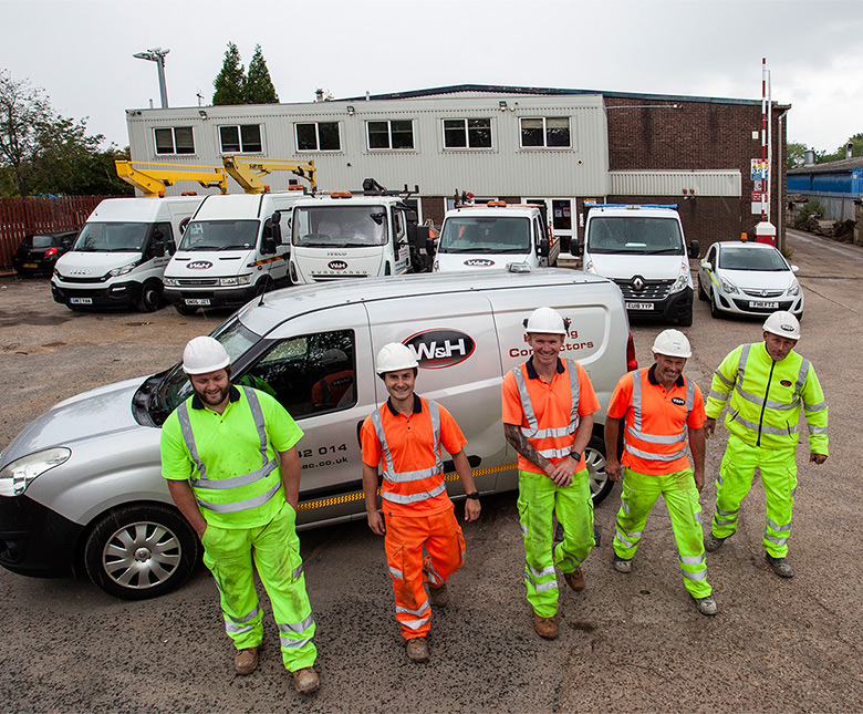 Street Lighting Contractors Essex